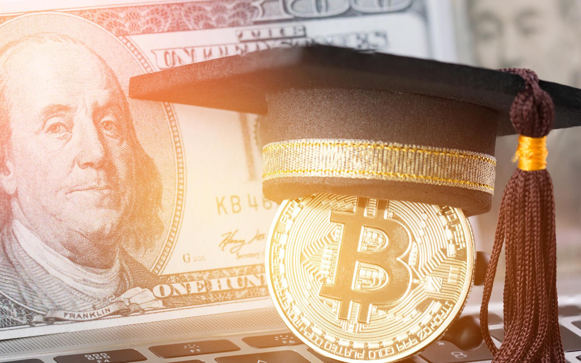 Bitcoin education degree