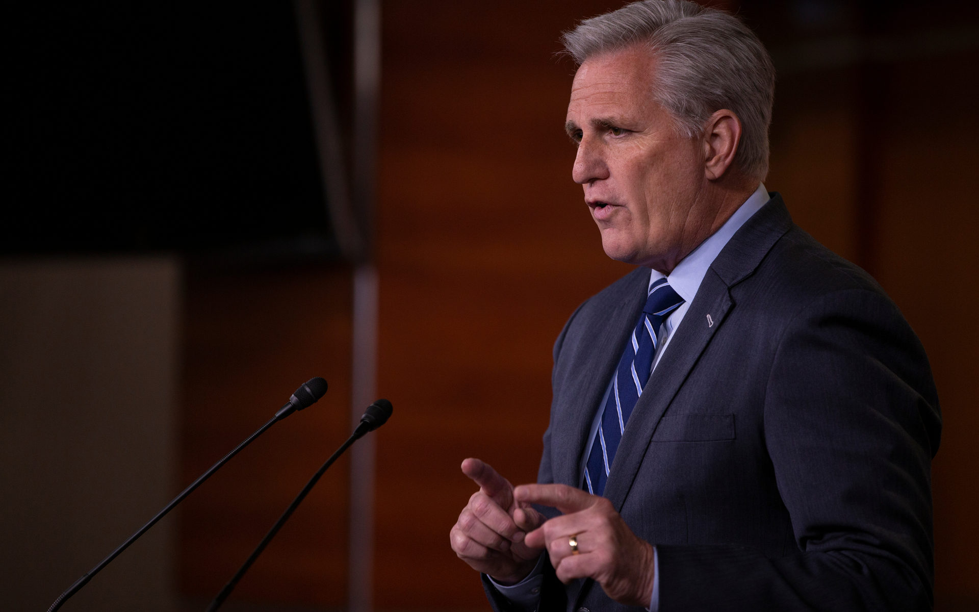 House GOP Leader Kevin McCarthy Loves Bitcoin