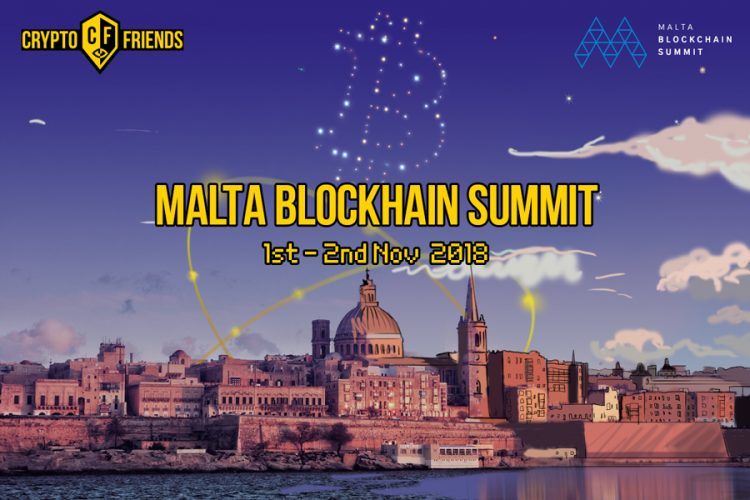 Blockchain-Hackathon and ICO-pitching at the Malta Blockchain Summit